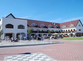 Hotel Sluneční dvůr, Brno (Tvarožná yakınında)