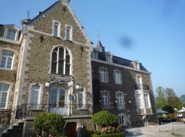 Le Château de Rendeux, Rendeux
