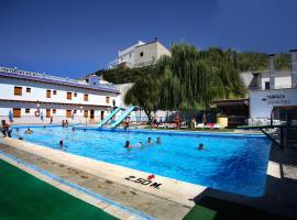 Hotel La Moraleda - Complejo Las Delicias, Villanueva del Arzobispo (Chiclana de Segura yakınında)