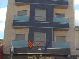 Hotel Almoradi, Almoradí (Algorfa yakınında)