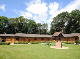 Hill Top Farm Lodges, Chertsey