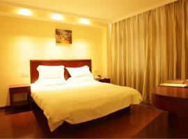 GreeTree Inn JiangSu Suzhou Taiping High-speed North Station Express Hotel, Suzhou (Weitang yakınında)