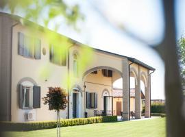 Agriturismo Il Mondo, Parma (Roncopascolo yakınında)