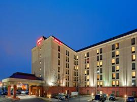 Hampton Inn Boston Logan Airport, Boston (in de buurt van Revere)