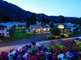 Der Ritterhof Inn, Leavenworth