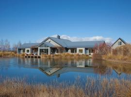 Matuka Luxury Lodge, Twizel