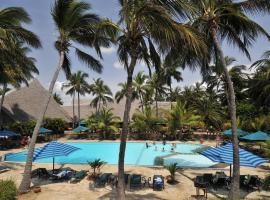 Bahari Beach Hotel, Mombasa