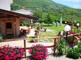 Albergo Villa Riccio, Itri