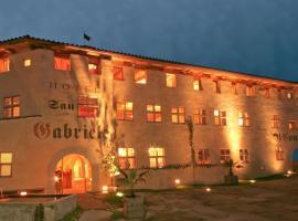 Hotel San Gabriele, Rozenheima