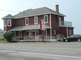 Auberge Restaurant chez Mamie, Rivière-la-Madeleine
