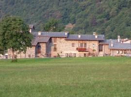 Le Case dei Baff, Morbegno (Tartano yakınında)