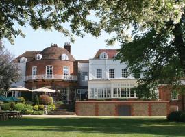 St Michael's Manor Hotel - St Albans