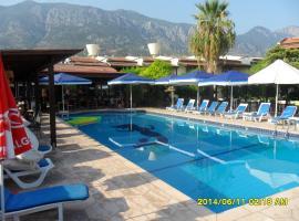 Club Alda, Лапитос