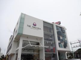 The Arcadia, Coimbatore