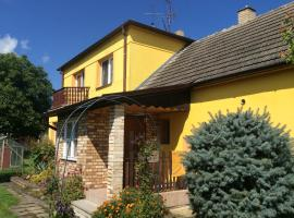 Apartmány u Alenky, Lomnice nad Lužnicí (Lužnice yakınında)