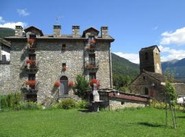 La Casita de Ordesa, Frajén (Linás de Broto yakınında)