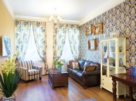 Apartment on Rubinsteina 9/3