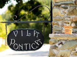 Villa Pontica, Sofya (Bistritsa yakınında)