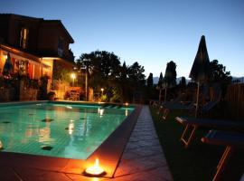 Villa Veronica, Siena