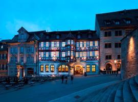 Stadt-gut-Hotel Gasthof Goldener Adler, Швебиш-Халль