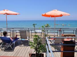 Pink Palace Beach Resort, Агиос-Гордиос