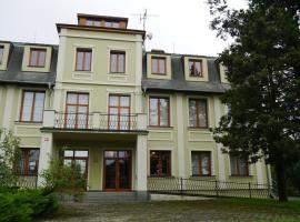 Penzion Polanka nad Odrou, Ostrava (Stará Ves nad Ondřejnicí yakınında)