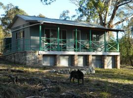 Mimirosa Bush Cabin, O'Connell (Oberon yakınında)