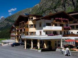 Hotel Gundolf, Sankt Leonhard im Pitztal