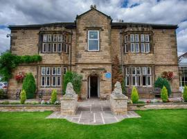 Best Western Plus Rogerthorpe Manor Hotel, Pontefract