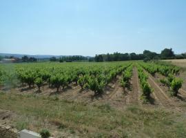 La Vigne, Saint-Just (рядом с городом Saint-Marcel-d'Ardèche)