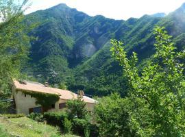 Le Mont d'Olivine, Utelle (рядом с городом Lantosque)