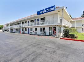 Motel 6 San Jose South 2 Star Hotel