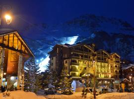 Hotel Tsanteleina, Val d'Isère
