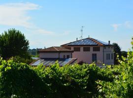 Le Stanze di Bacco, Monteveglio (Montescarso yakınında)