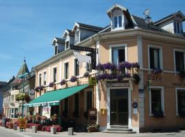 Au Cheval Blanc, Сент-Амарен (рядом с городом Altenbach)