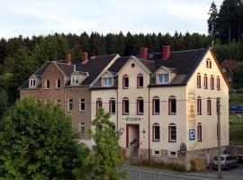 Ferienwohnung Erzhütte, Rechenberg-Bienenmühle (Deutschgeorgenthal yakınında)