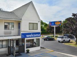 Motel 6 Hartford - Southington, Southington