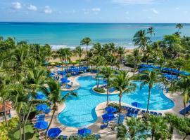 Wyndham Grand Rio Mar Puerto Rico Golf & Beach Resort, Rio Grande
