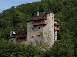 Mariastein-Rotberg Youth Hostel, Mariastein (рядом с городом Wolschwiller)