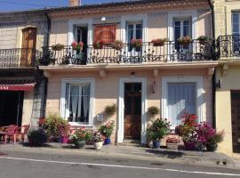 La Maison de la Riviere B&B, Espéraza (рядом с городом Антюньяк)