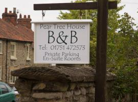 Pear Tree House B&B