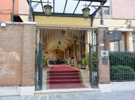 Hotel Belle Arti, Venedig