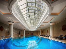 Galactic Classy International Hotel