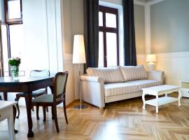 Leipzig - Suites Apartment Arena City Budapest