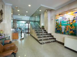 Hotel Reyes Catolicos