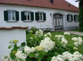 Arkadenhof Kurtz, Markt Allhau (Sankt Johann in der Haide yakınında)