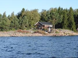 Lökskär Stuga, Vårdö (рядом с городом Кумлинге)