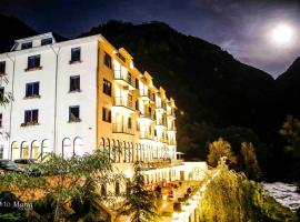 Hotel Golden Spirit, Бэиле-Херкулане
