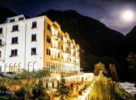 Hotel Golden Spirit, Băile Herculane