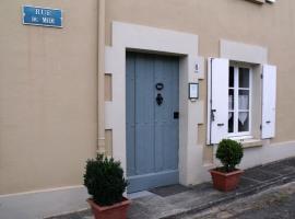 Maison du Midi B&B, Magnac-Laval (рядом с городом Villefavard)